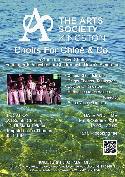 Choirs for Chloe